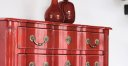 Commode Provencal rouge p20