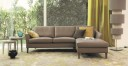 Sofa Saloni mit Loungechair