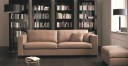 Sofa Inspiration mit Hocker